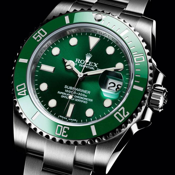 nuovo concetto d9361 36464 Rolex Ghiera Verde Ceramica duegisedie.it