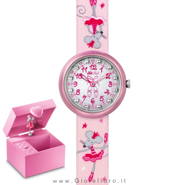 orologi flik flak bambina