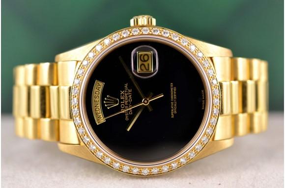 Rolex Day-Date 18048 anno 1988