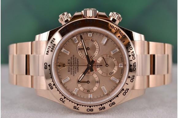 Rolex Daytona 116505 anno...