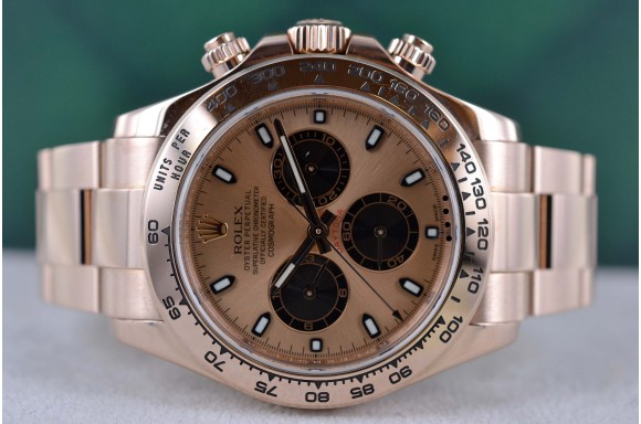 Rolex Daytona 116505 anno 2013