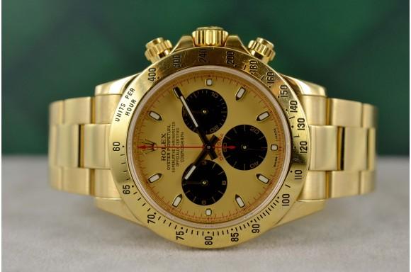 Rolex Daytona 116528 anno 2007